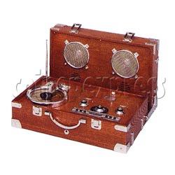 Attache Case CD Jukebox