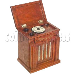 Mini Phonograph Radio Jukebox