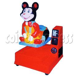 Cartoon Mouse Kiddie Ride