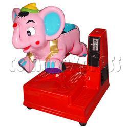 Baby Elephant Kiddie Ride