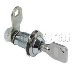 Solid Metal Door Lock with Key
