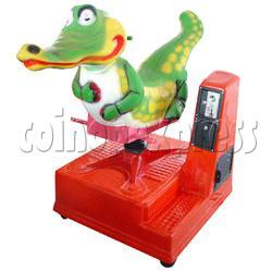 Alligator Kiddie Ride