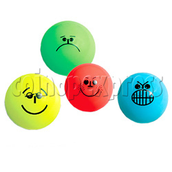 Smile-Silhouette Bouncing Ball