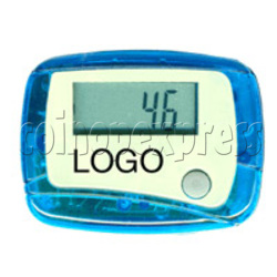 Single-Function Pedometer