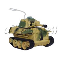 Mini Remote Control Caterpillar Tank