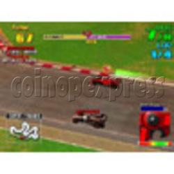 Rc De Go Arcade Game kit
