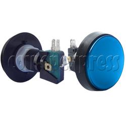 60mm Round Illuminated Push Button with Lamp