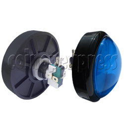 100mm Dome Illuminated Push Button
