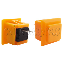 26mm Square Push Button with Clipper