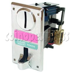 Multiple Coin Acceptor