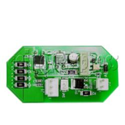 Gun Sensor PCB for the Crisis Zone