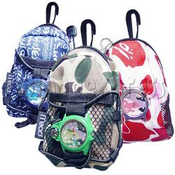 Army Camo Bag Watches