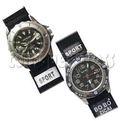 Unisex Nylon Sport Watches