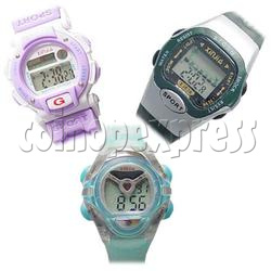 Multi-function EL Watches