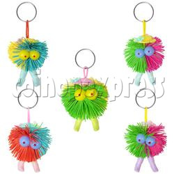 Hedge Ball Key Rings