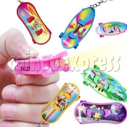 Pulley Light-up Key Rings