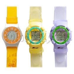 Analogue Battery Watches