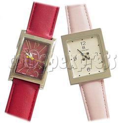 Square Quartz Watches