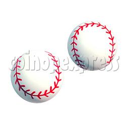 Printed Baseball