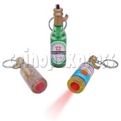 Light-up Keyring with Bottle Opener