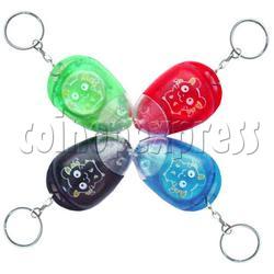 Mouse Light Up Key Rings