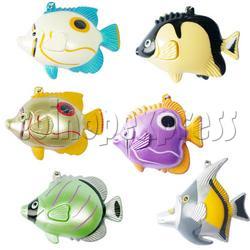 Fish Light-up Key Rings