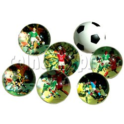 Soccer Player Ball
