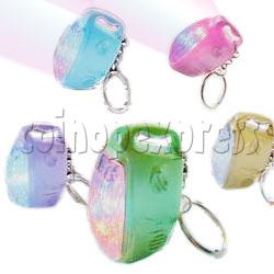 Emergency Light-up Key Rings