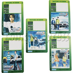 Memory Card for Initial D 1 / 2 / 3