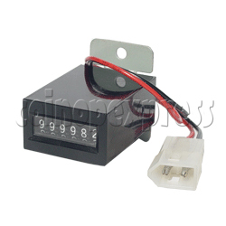 6 Digit Meter With Plug