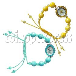 Colorful Bead Watches