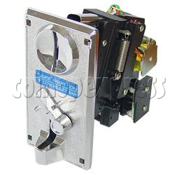 Electronic Comparable Front Type Coin Acceptor