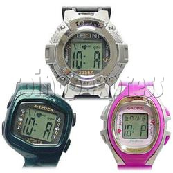 Pattern Sport Watches