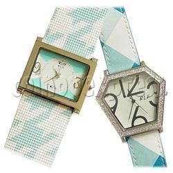 Polygonal Watches