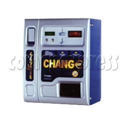 Changeuro Multi Note-Coin Change Machine