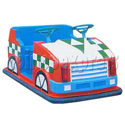 Rally Battery Car