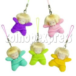 Baby Flashing Phone Strap