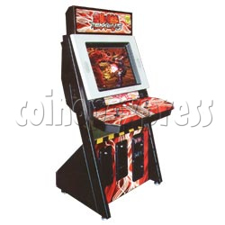 Tekken 5 Arcade Machine with Card Readers