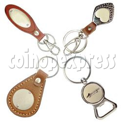 Alloy Key Rings