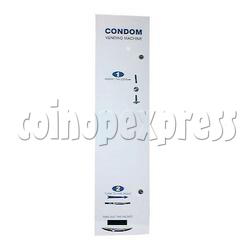 Condom Vending Machine (Pro-chromium)