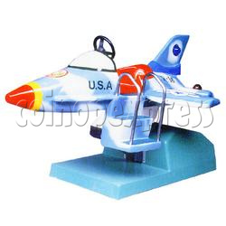 Air Fighter F16 Kiddie Ride