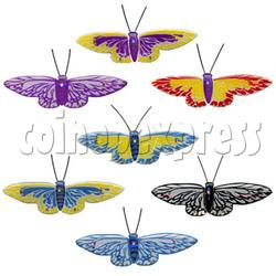 Butterfly Mobile Phone Flashing Pin