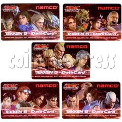 Memory Card for Tekken 5
