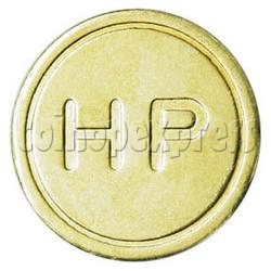 Token-With Plano-concave