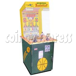 Two Player Basketball ticket machine