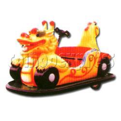 Festival Dragon Battery Car