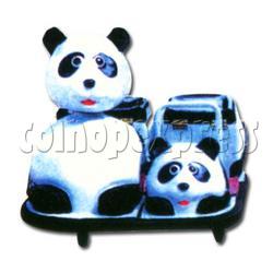 Double Panda Battery Car