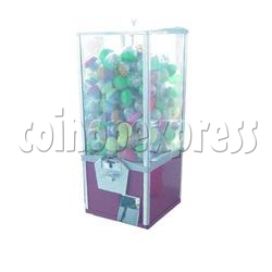 25 inch Capsule Vending Machine