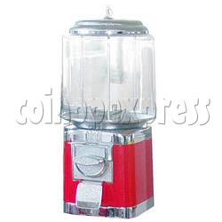 Single Head Round Type Candy Vending Machine