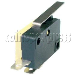 Precision Switch with Auxiliary Actuator